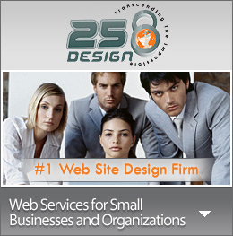 258Design - #1 Web Site Design